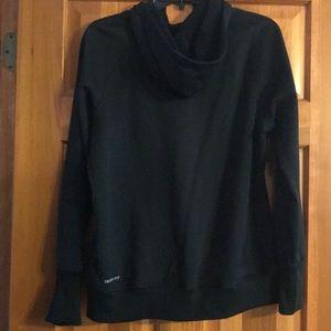 Nike Tops - Nike full zip sweatshirt
